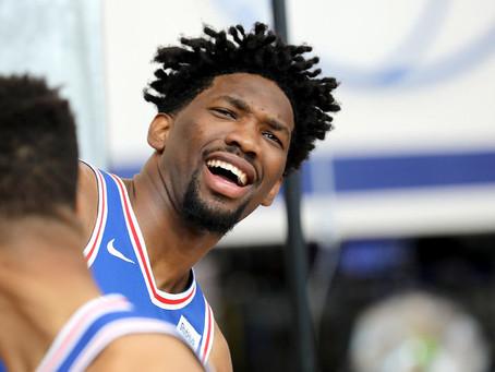 (VINTAGE) Milwaukee Bucks @ Philadelphia 76ers Pick & Preview