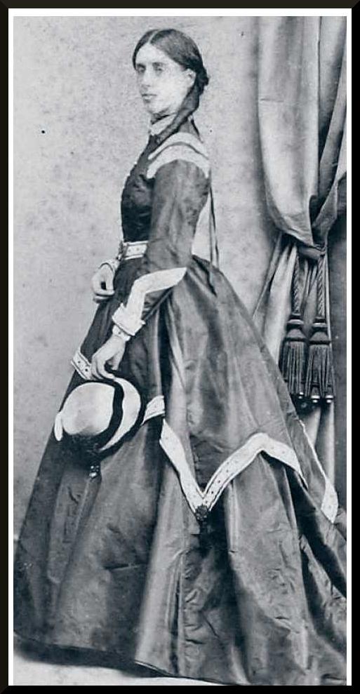 Mary Laura Marriott Cross