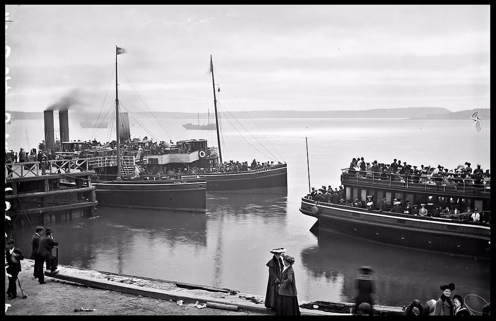Emigration Queenstown