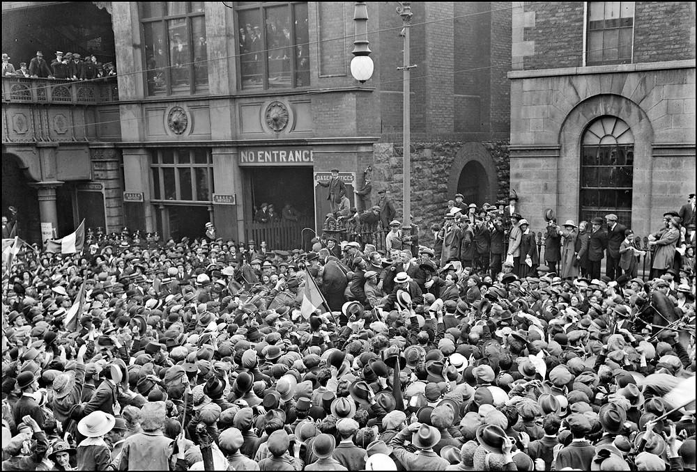 Release of 1916 prisoners