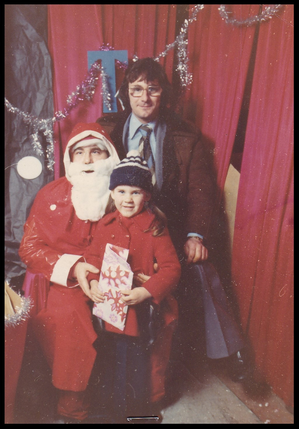 1970s Santa Clause