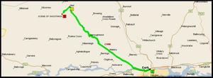 Map of Nadd Ambush