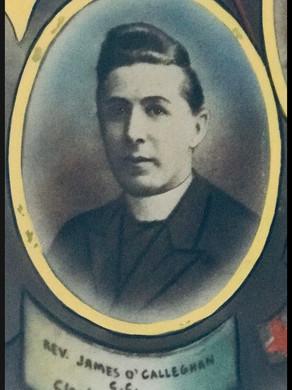 TRINTY OF MURDERED IRISH PRIESTS