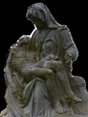 The Pietà, Cork, Ireland.
