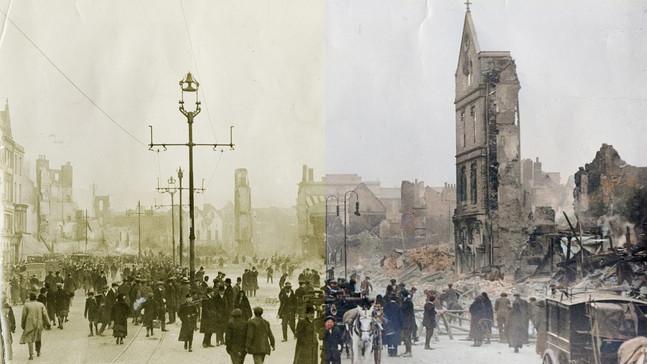 Cork 12 December 1920