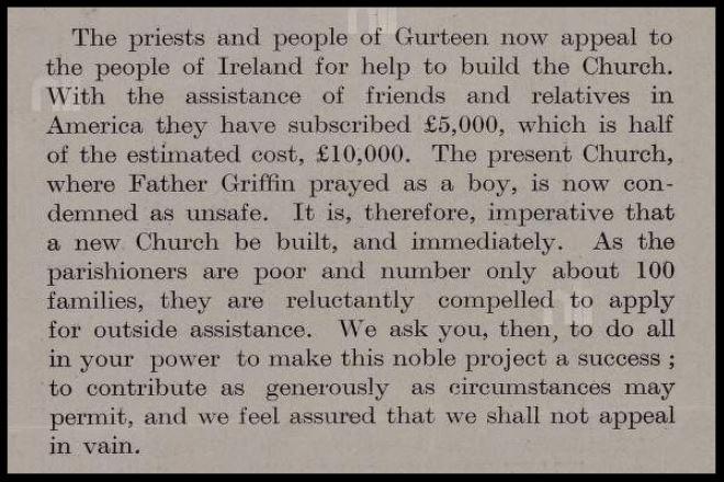 Bishop Dignan's Appeal