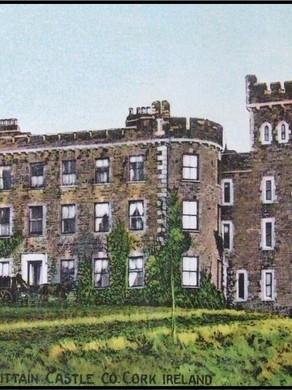 The Burning of Kilbrittain Castle