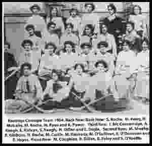 Keating's Camogie Team 1904