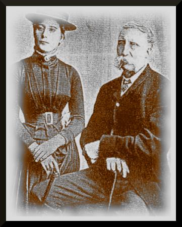Philip Cross and Evelyn Skinner