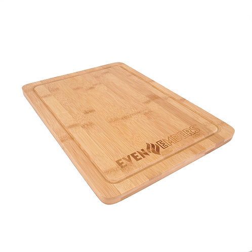Even Embers Wooden Cutting Board