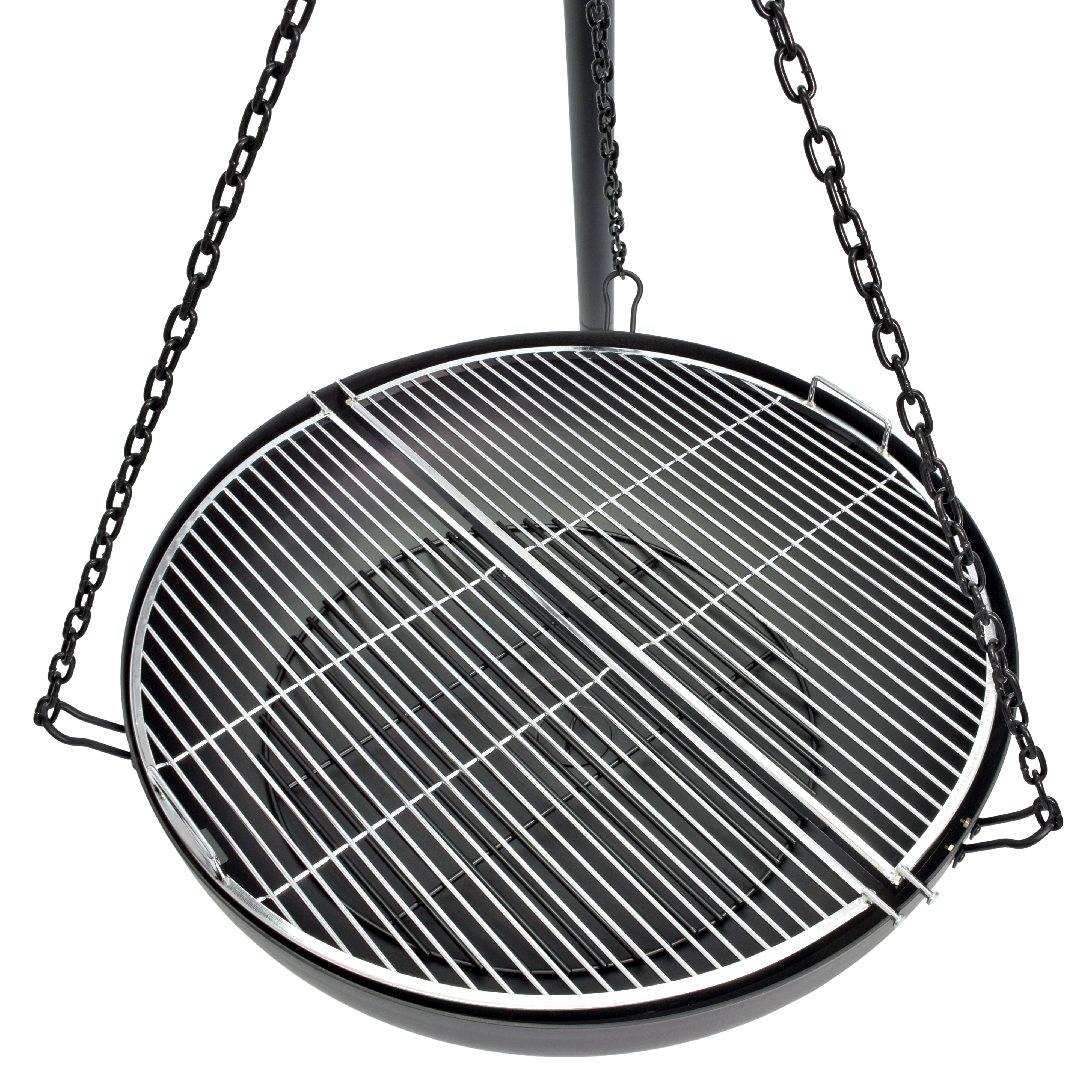 Chrome-Plated Steel Cooking Grates