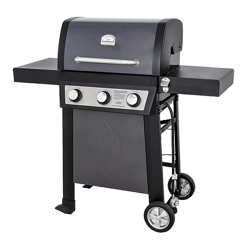 Even Embers® 3 Burner  Gas Grill
