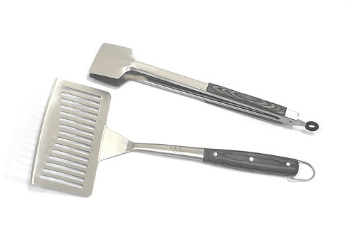 3 Embers BBQ Tool Set Two Pack