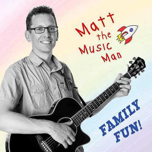 Family Fun! Digital Album Download