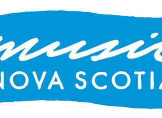 Music Nova Scotia Nomination!