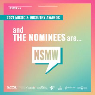 Music Nova Scotia Nomination