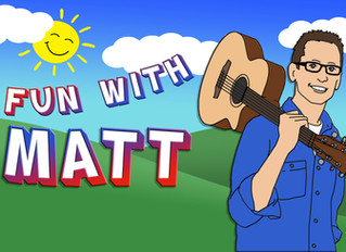 Introducing the Fun with Matt Show! Watch Episode 1!!!