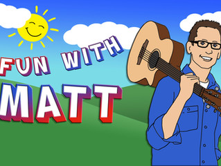 Introducing the Fun with Matt Show! Watch Episode 1!!!