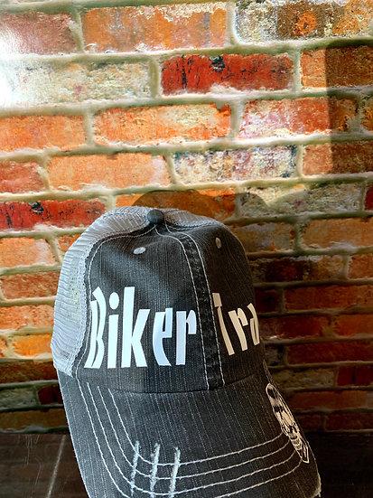 Velcro back Hat