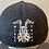 Thumbnail: White logo Flexfit Hat ON BACK
