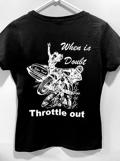 Throttle out Women