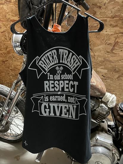 RESPECT  Mens TANK