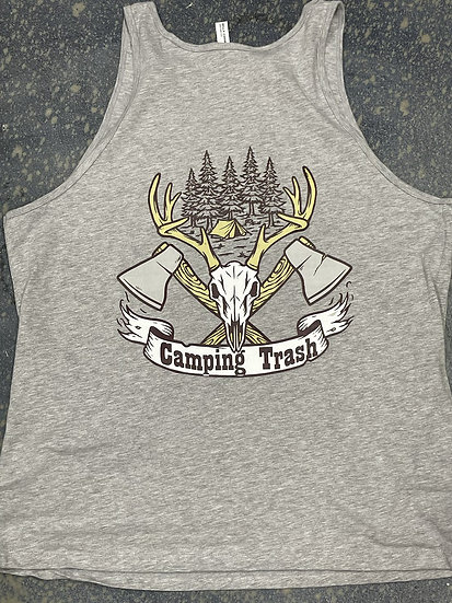 Camping Trash TANK