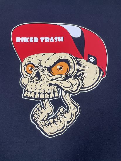 Skull Biker Trash