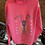 Thumbnail: Pink pullover Logo Hoodie