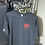 Thumbnail: Red Weather forecast, Golfer Trash T shirt