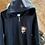 Thumbnail: Red Logo Hoodie zip