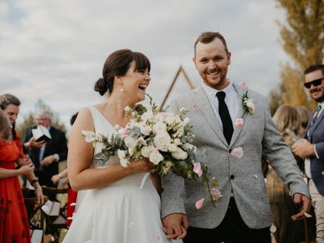 The Wedding of Laura +  Mitchell