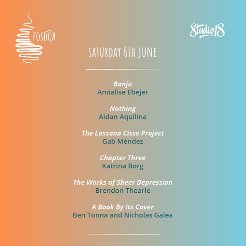 fosdqa programme Saturday.png