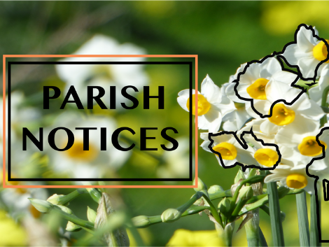 Parish Notices - March 2020
