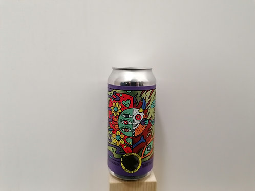 Parallel Worlds Blueberry & Orange - Pastry Sour