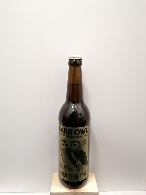 Barn Owl No 16 - American Wild Ale