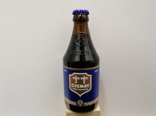 Chimey Blue 20 - Dark Strong Ale