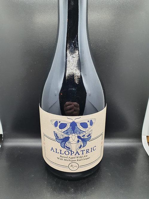 Allopatric (2021) - Wild Ale