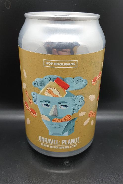 Unravel: Peanut- Imp. Pastry Stout