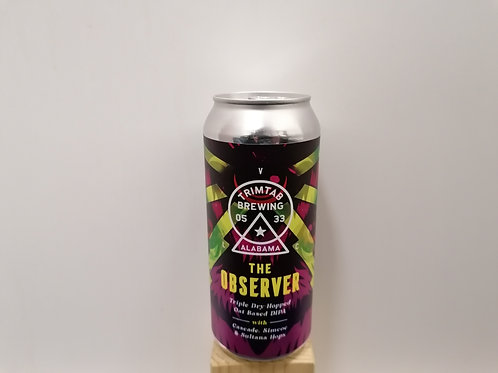 The Observer - Double NEIPA