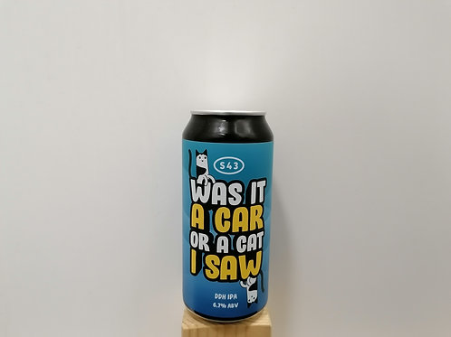 Was It A Car Or A Cat I Saw American IPA