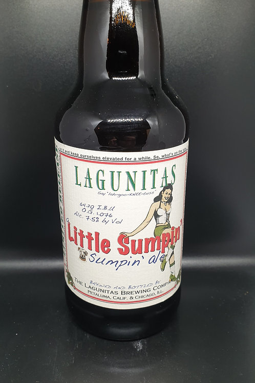 A Little Sumpin' Ale -Wheat Beer