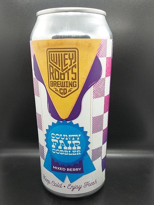 Mixed Berry County Fair Cobbler - Sour Ale