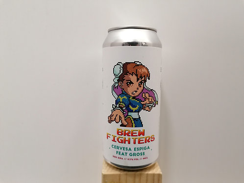 Brew Fighters - Double IPA