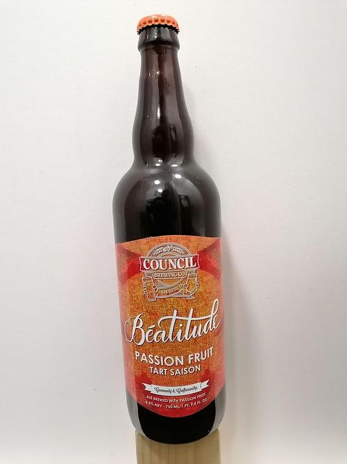 Beatitude Passionfruit Tart