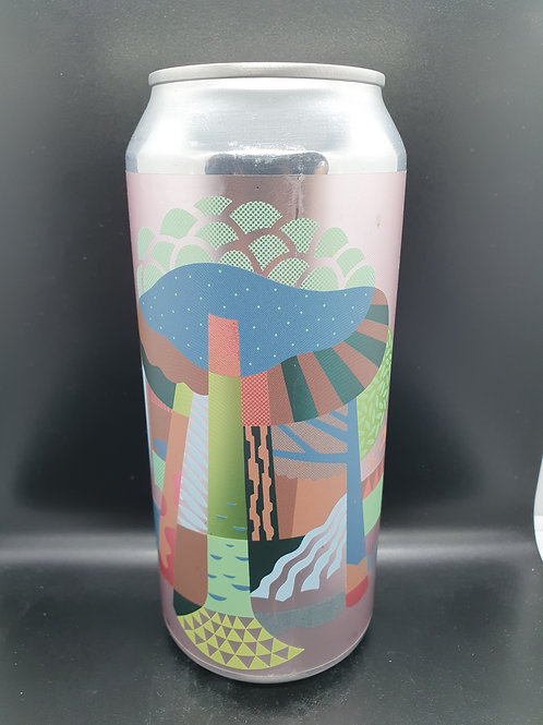 Opaque Thoughts - Pineapple, Peach, Tangerine - Milkshake IPA
