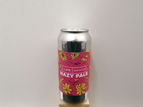 Hazy Pale - American Pale Ale
