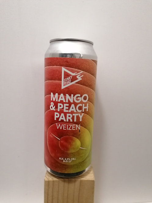 Mango Peach Party - Weizen