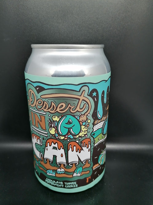Dessert In A Can - Chocolate Toffee Peppermin - Imp. Stout