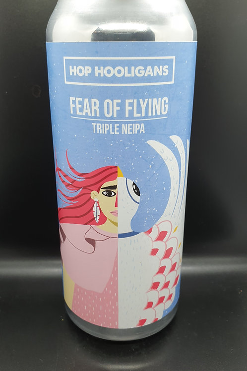 Fear of Flying - Tripel NEIPA